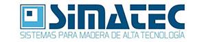 Logo Simatec - Sistemas para madera de alta tecnologia