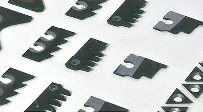 Sistema de cuchillas adiamantadas - Sistema Nadia