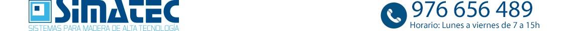 Logo Simatec con telefono